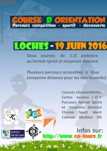 Affiche CO19 juin 2016